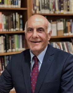 headshot of Frank Sergi